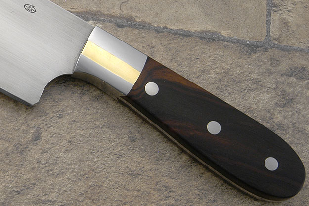 Chef's Knife with Desert Ironwood (7 in.)