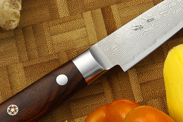 Epicurean Damascus Paring Knife - Petty Knife - 3 in. (75mm)