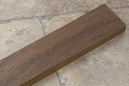 Walnut Magnetic Knife Strip (16