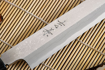 Suminagashi Right-Handed Yanagiba (Sashimi Knife) - 300mm (11.8 in.)