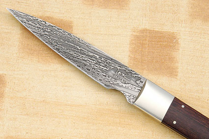 Paring Knife with Kingwood