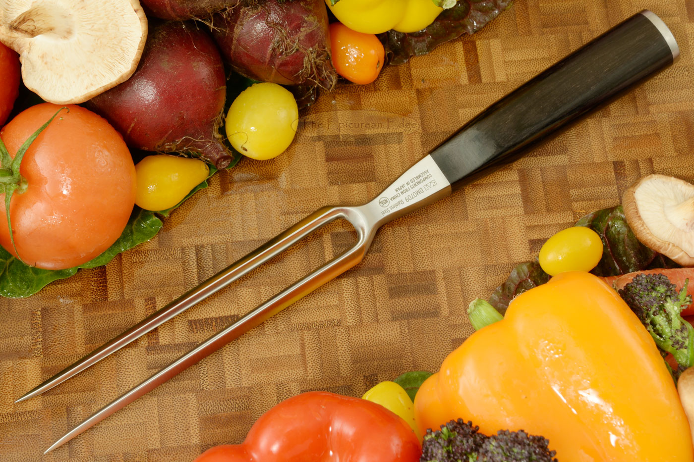 Shun Classic Carving Fork, 6 1/2