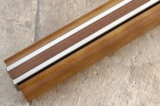 Walnut Magnetic Knife Strip, 18