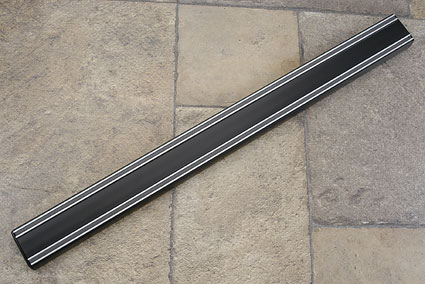 Black Magnetic Knife Strip (20