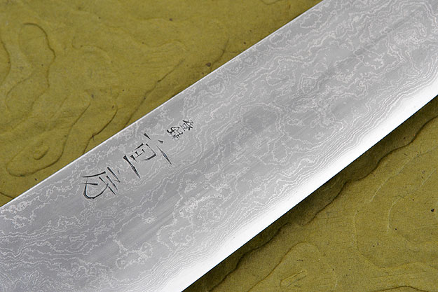 Western Chef's Knife, Suminagashi - 240mm (9 1/2 in)