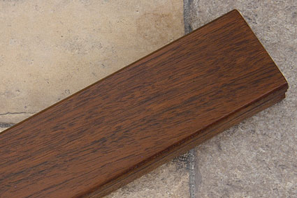 Walnut Magnetic Knife Strip (12