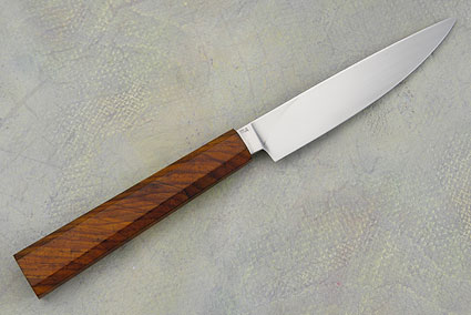 Paring Knife with Cocobolo