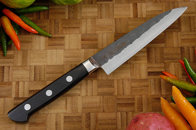 Denka no Hoto Utility Knife - Petty, Western - 120mm (4 3/4 in.)