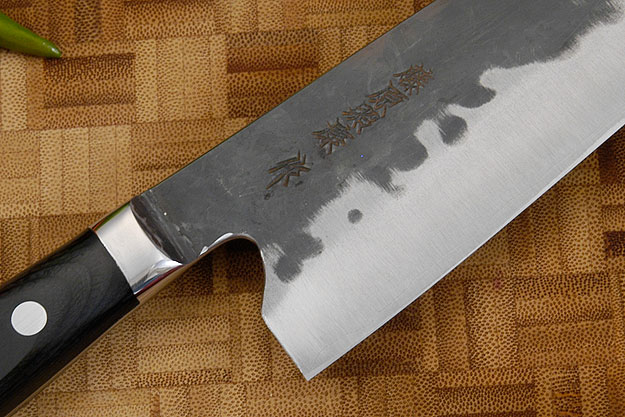 Denka no Hoto Chefs Knife - Santoku, Western - 165mm (6 1/2 in.)