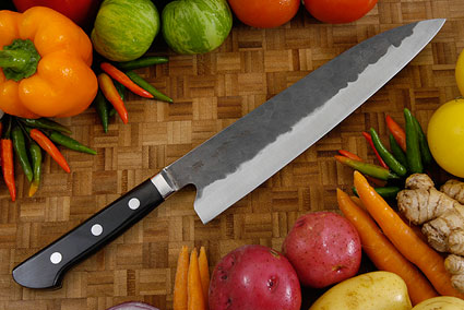 Denka no Hoto Chefs Knife - Gyuto, Western - 240mm (9 1/2 in.)