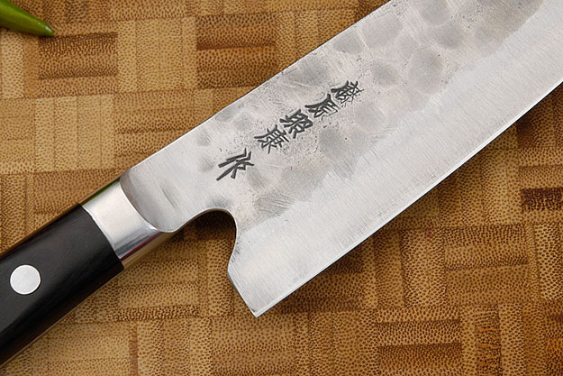 Maboroshi no Meito Chefs Knife - Santoku, Western - 165mm (6 1/2 in.)