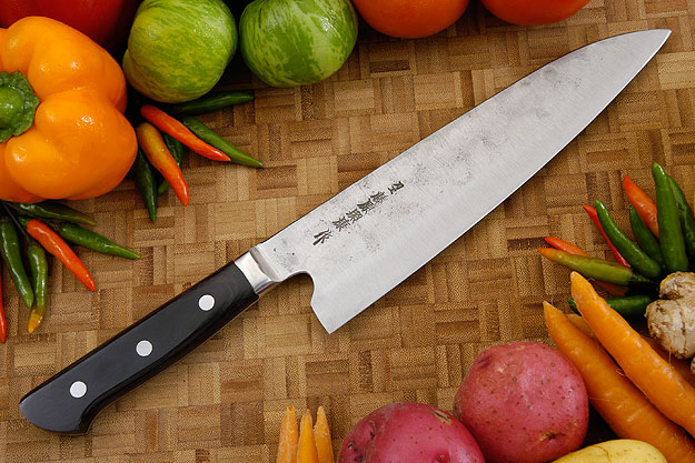 Maboroshi no Meito Chefs Knife - Gyuto, Western - 210mm (8 1/4 in.)