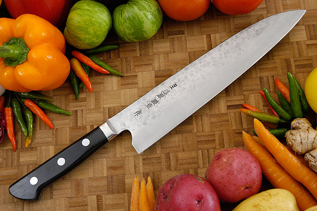Maboroshi no Meito Chefs Knife - Gyuto, Western - 240mm (9 1/2 in.)