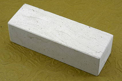 #1000 Grit Large Amakusa White Natural Stone
