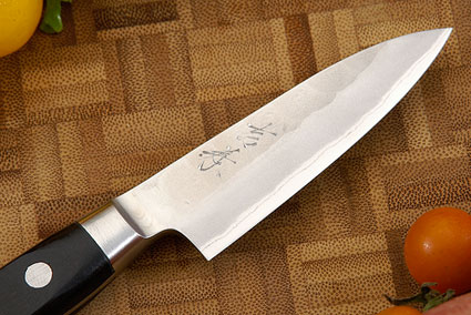 Hammer Finished Paring Knife - Petty Knife, Western - 3 in. (75mm)