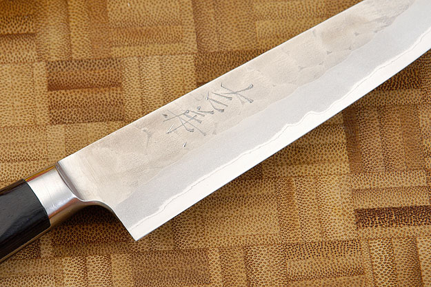 Hammer Finished Utility Knife - Fruit Knife, Western - 5 1/3 in. (135mm)