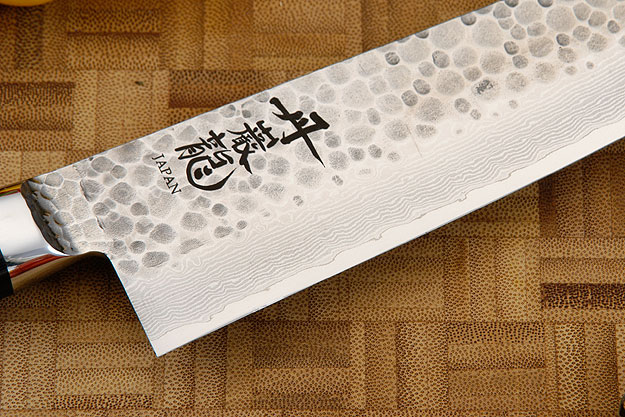 Tan-Gan-Ryu Chef's Knife - Santoku - 6-3/4 in. (170mm)