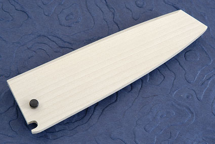 Jyo-Saya (sheath) for Chef's Knife - Santoku - 165mm/6-3/4 in.