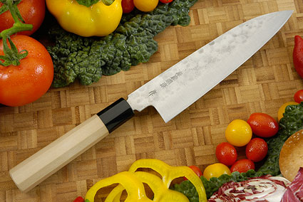 Maboroshi no Meito Chefs Knife - Gyuto, Traditional - 180mm