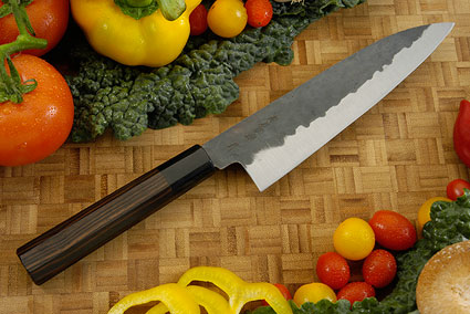 Denka no Hoto Chefs Knife - Gyuto, Traditional - 180mm (7 1/8 in.)