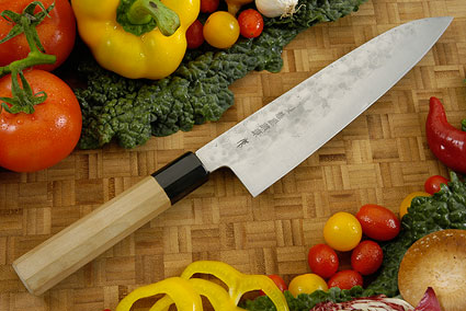 Maboroshi no Meito Chefs Knife - Gyuto, Traditional - 210mm (8 1/4 in.)