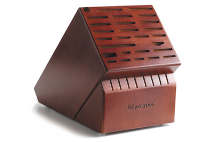 Knife Block, 35 slot Grand, Cherry  (7235)