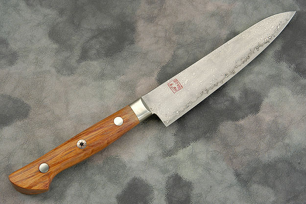 Paring Knife - Petty - 5 1/4 in. (140mm) with Sheoak Handle