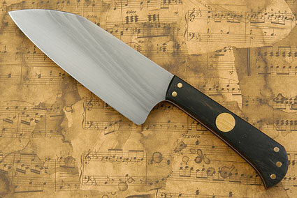 Chef Set (6 inch Santoku and 4-1/2 inch Utility)