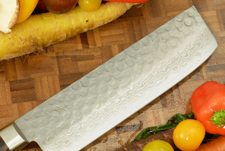Vegetable Knife - Nakiri - 6 3/4 in. (170mm) WGAU17-06-5sp
