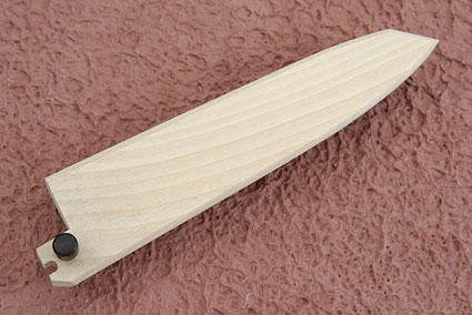 Jyo-Saya (sheath) for Western Utility - Fruit Knife - 120mm/4-3/4 in.