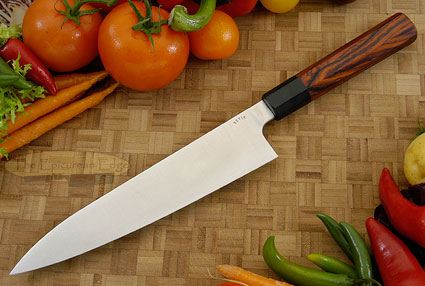 Chef's Knife - Gyuto (8-1/4 in.) with Cocobolo
