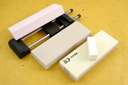 Standard Sharpening Set (Alternate)