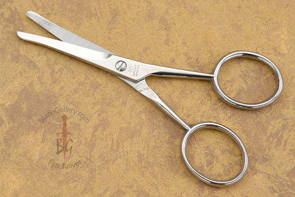 Nose & Ear Scissors - Stainless Steel (5220)