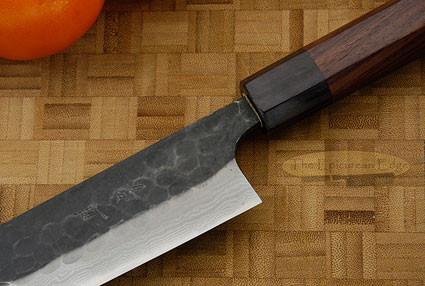 Tojinbo Damascus Slicer - Sujihiki - 9 1/2 in. (240mm)