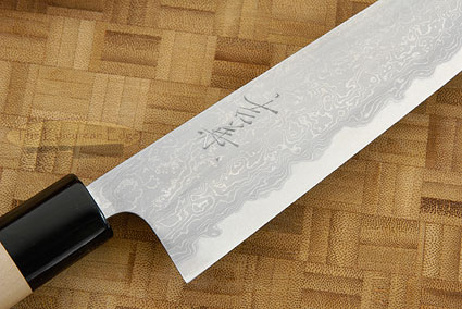 Damascus V2S Chef's Knife - Gyuto - 7-1/8 in. (180mm)
