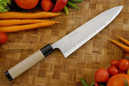 Damascus V2S Chef's Knife - Gyuto - 8-1/4 in. (210mm)