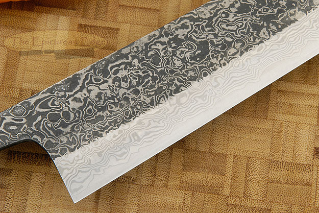 Damascus SLD Chef's Knife - Gyuto - 10-2/3 in. (270mm)