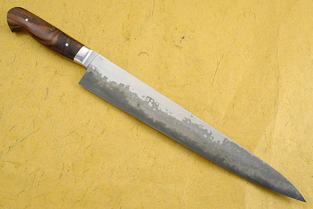 Slicing Knife (Sujihiki) with Cocobolo (12