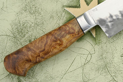 Chef's Knife (Gyuto) with Brazilian Rosewood (9 2/3