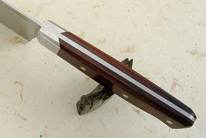 Chef's Knife (8-1/2 in) with Cocobolo