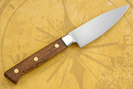 Utility Knife (4-3/4 in) with Honduran Rosewood
