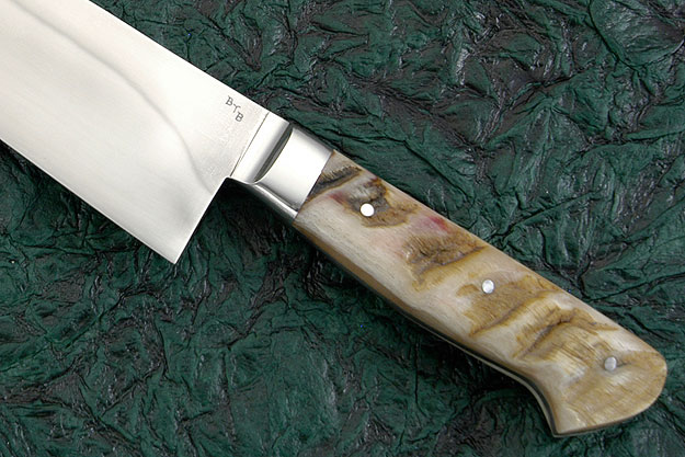 Chef's Knife (Gyuto) with Sheep Horn (10