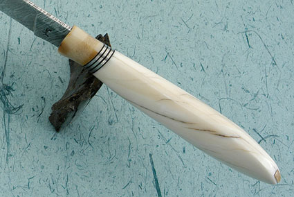 Narwhal Tusk Carving Set
