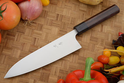 Hayabusa Chef's Knife - Gyuto - 7-1/8 in. (180mm)