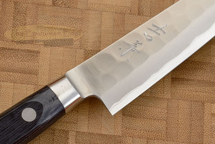 Hammer Finished Paring Knife - Petty Knife, Western - 4 in. (105mm)