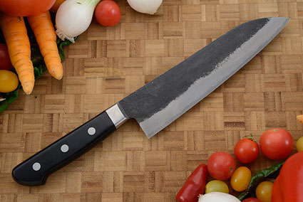 Chef's Knife (Santoku) - 7-1/8 in. (180mm), Western Handle