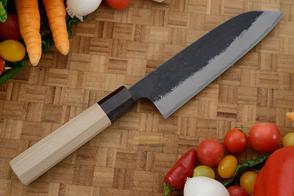 Chef's Knife (Santoku) - 6-1/2 in. (165mm), Traditional Handle
