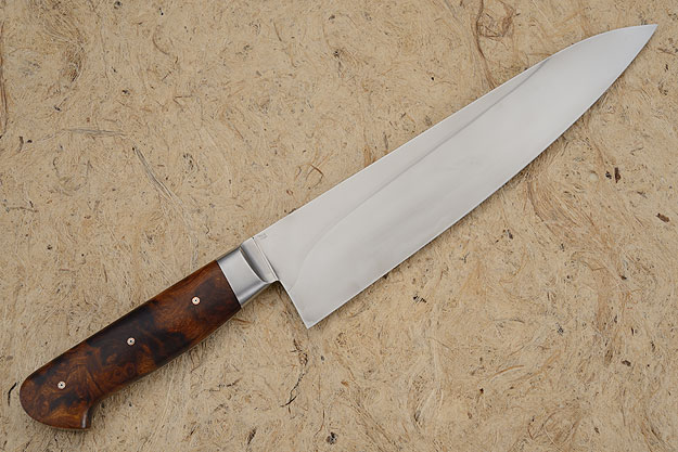 Chef Knife (Gyuto) with Desert Ironwood (9-3/4 in.)