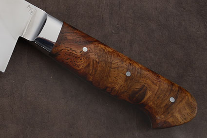 Chef Knife (Gyuto) with Rosewood (10 in.)