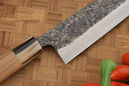 Damascus SLD Chef's Knife - Gyuto - 9-1/2 in. (240mm)
